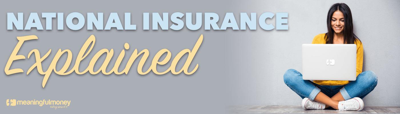 National Insurance Explained