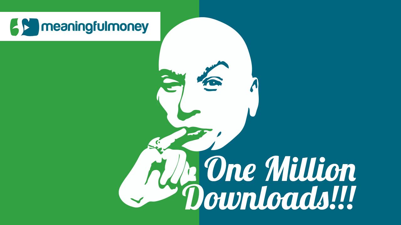 One million downloads!