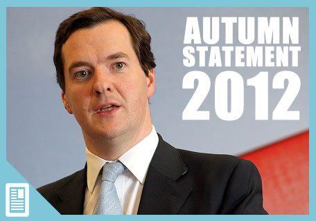 Autumn Statement 2012 Summary [Blog]