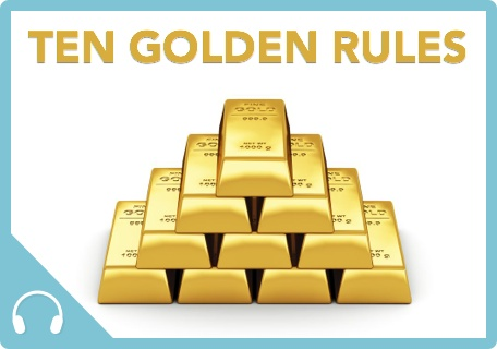 Mmp023 Ten Golden Rules Of Personal Finance Podcast