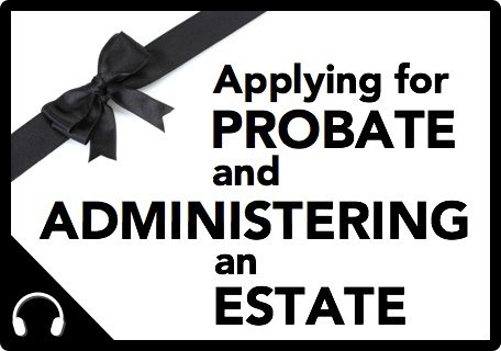 Mmp045 applying for probate and administering an estate podcast mmp045 applying for probate and administering an estate podcast meaningful money solutioingenieria Images