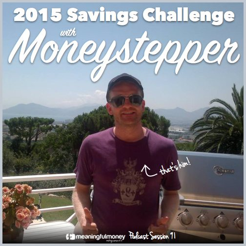 MMP091: 2015 Savings Challenge with Moneystepper