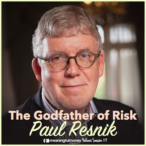 |Session 119 Header with Paul Resnik