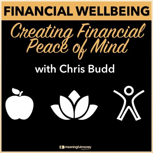 Financial Wellbeing||Session 151 - Financial Wellbeing