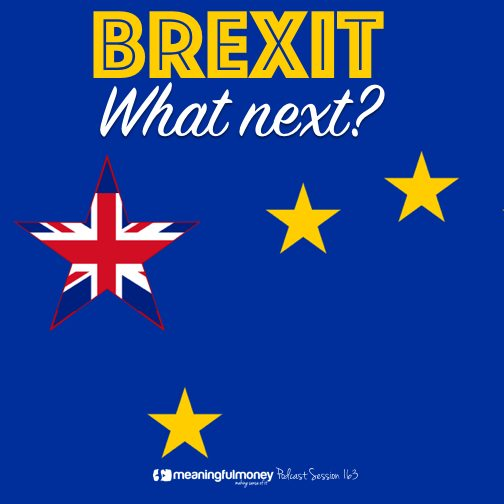MMP163: Brexit – What Next?