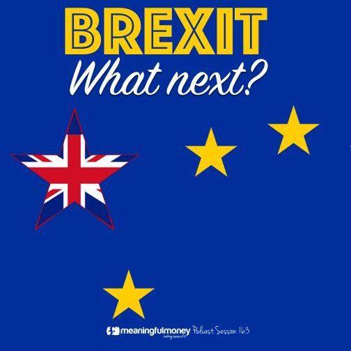 Brexit - what's next?