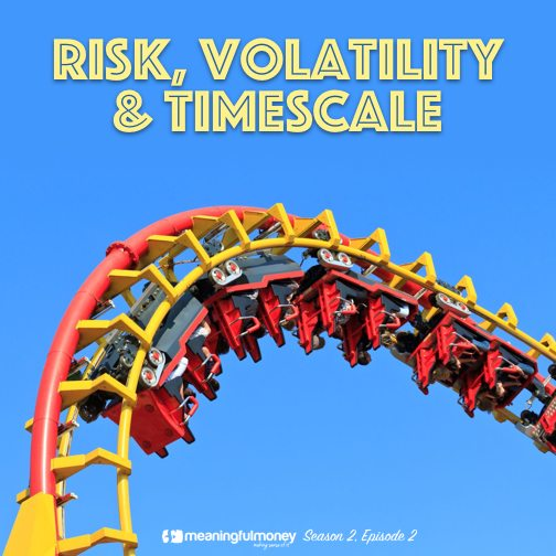 Risk, Volatility and Timescale