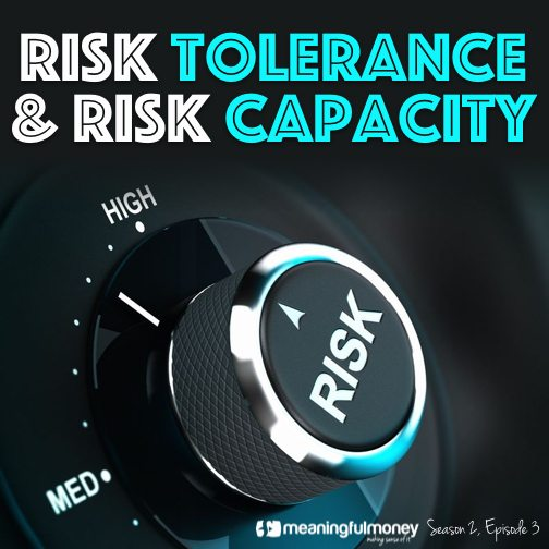 Know Yourself – Risk Tolerance & Risk Capacity