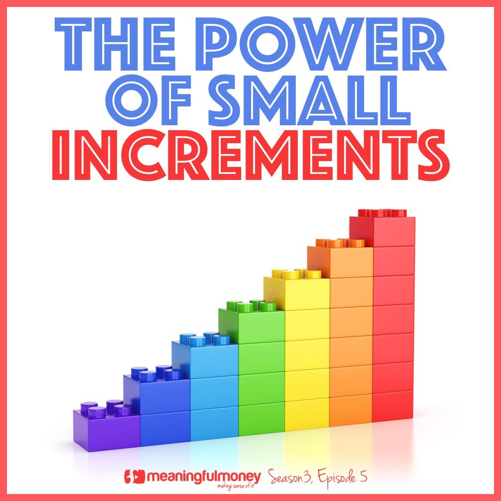 The Power of Small Increments, with Vanessa Kettner