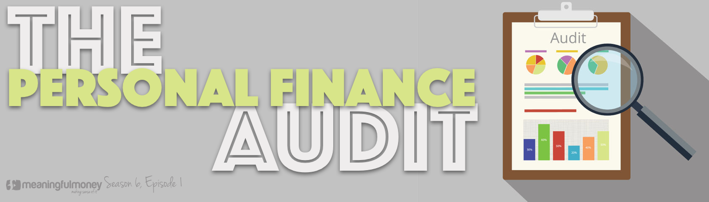 The personal finance audit