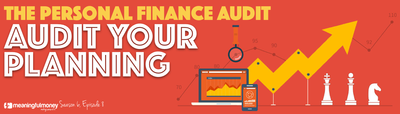 Audit Your Planning