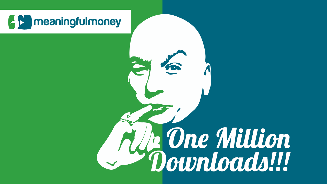 One million downloads!