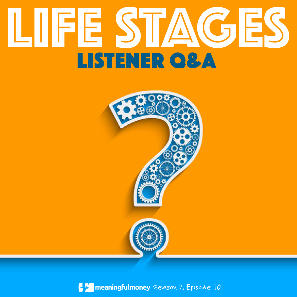 Life Stages Listener Q&A|Life Stages Q&A