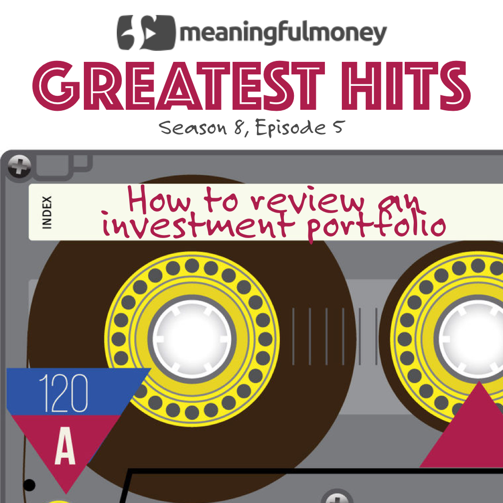 S8E5: How to review an investment portfolio