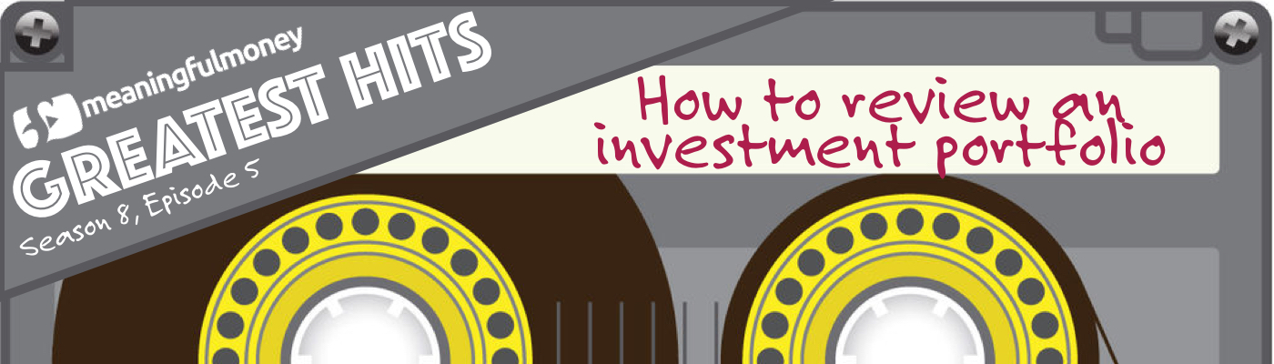 How to review an investment portfolio