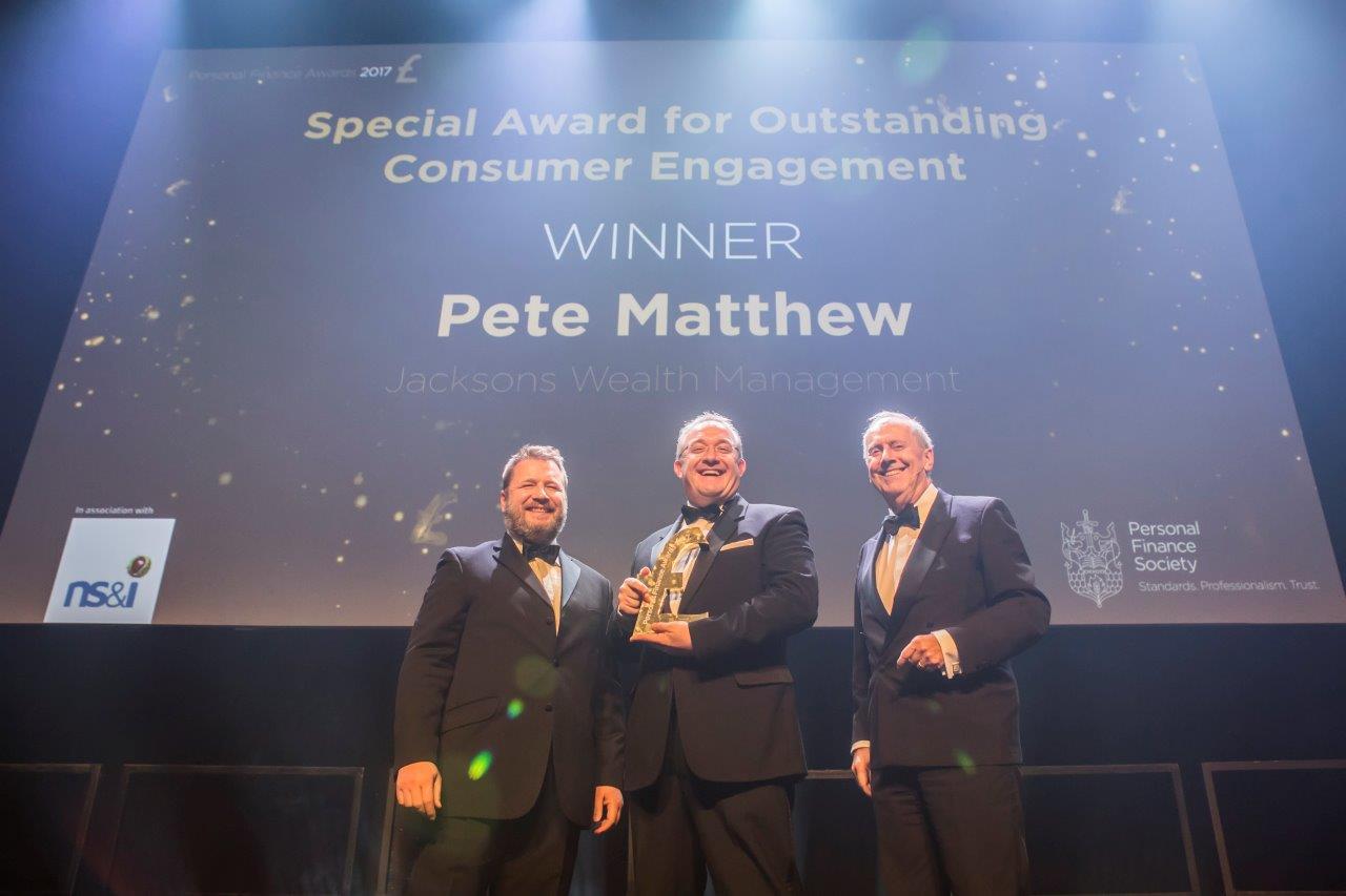 PFS Award November 2017