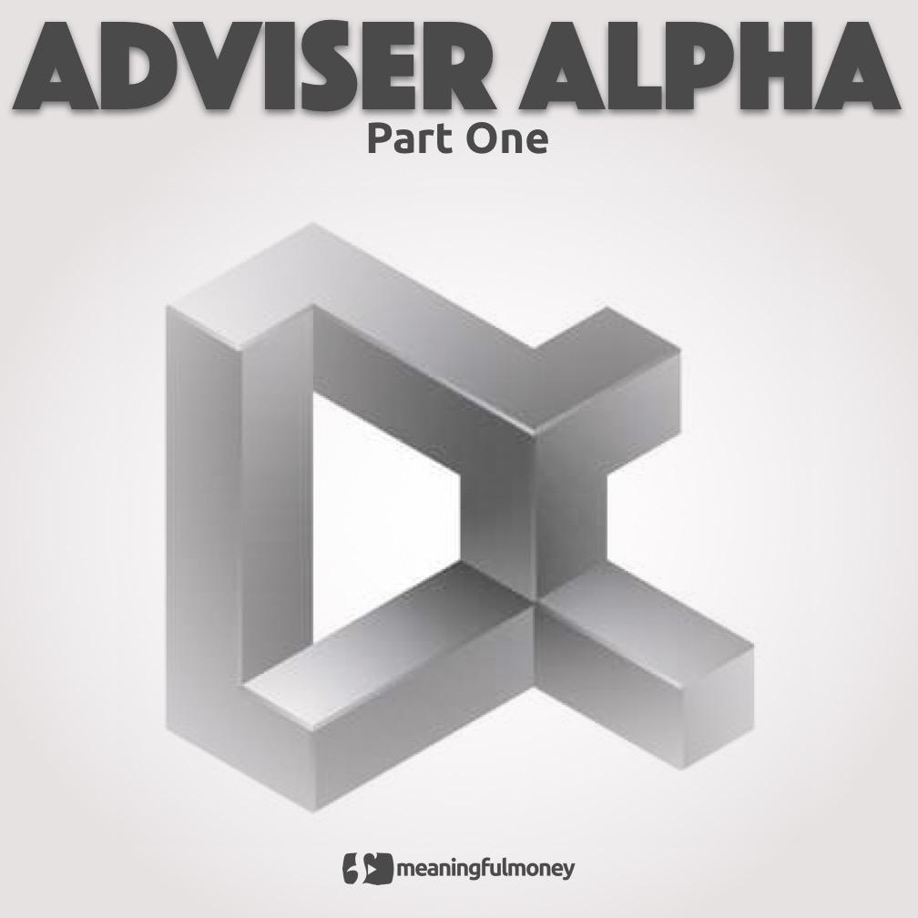 Understanding the Adviser Alpha