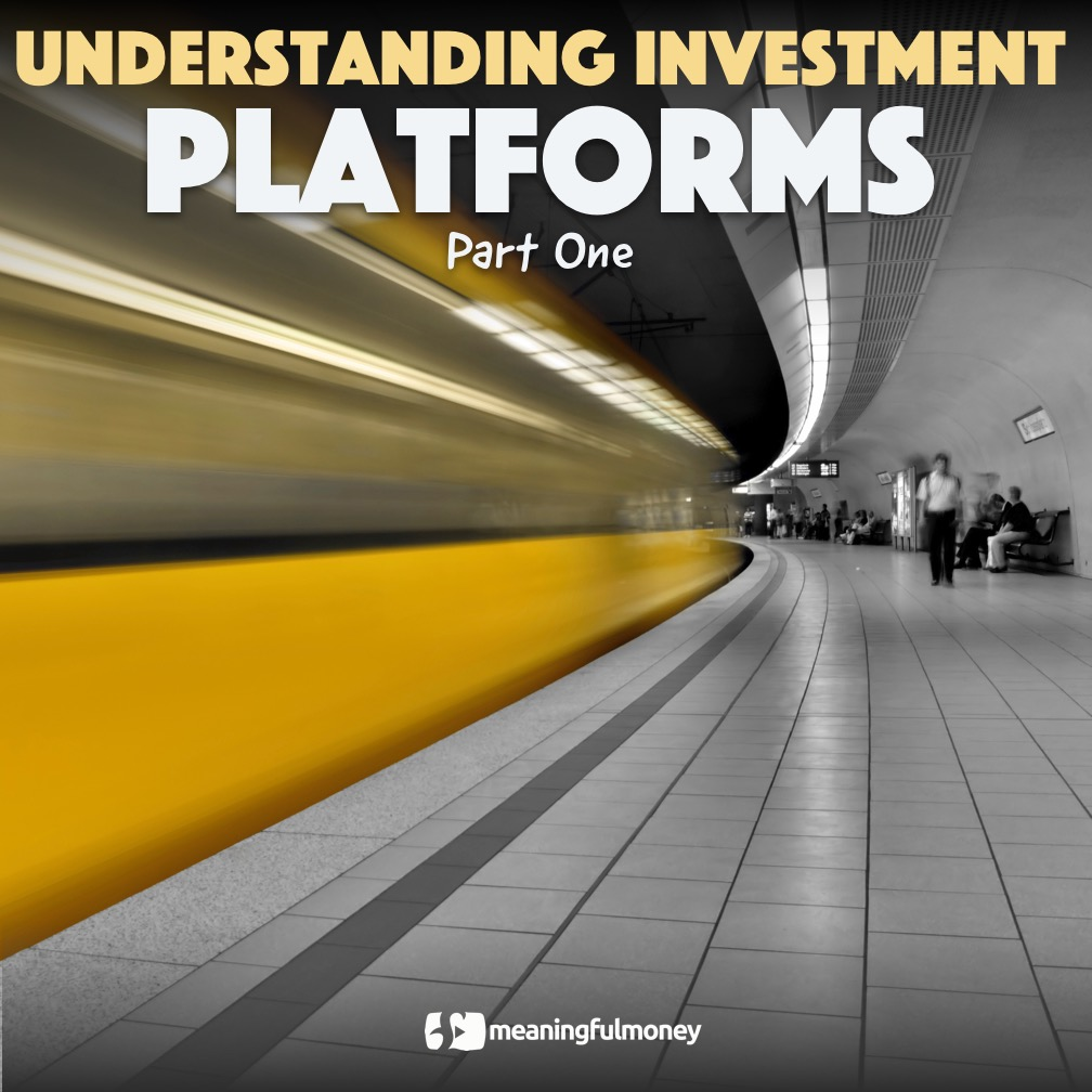 Understanding Financial Investment Platforms, Part One