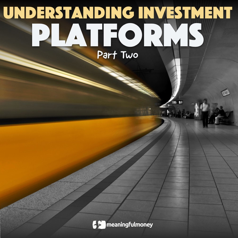 How to choose a platform for financial investments
