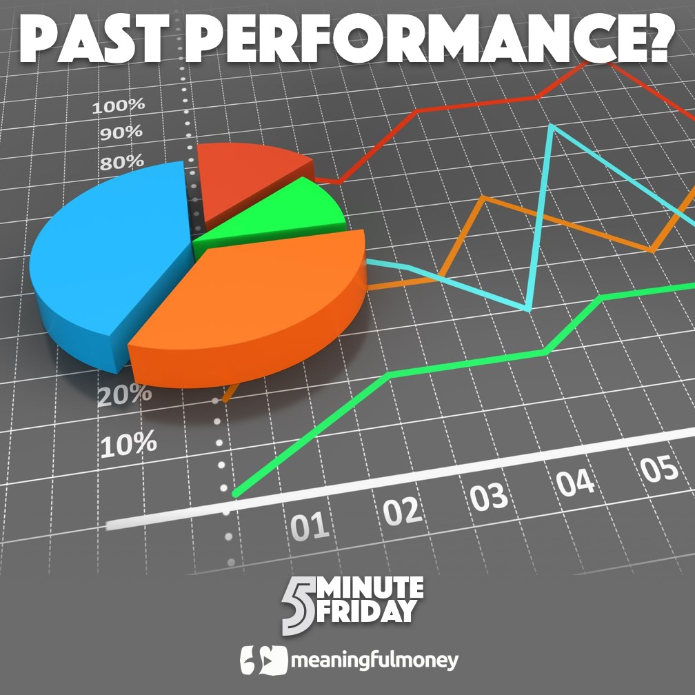 Is past performance really no guide to future performance? 5MF008