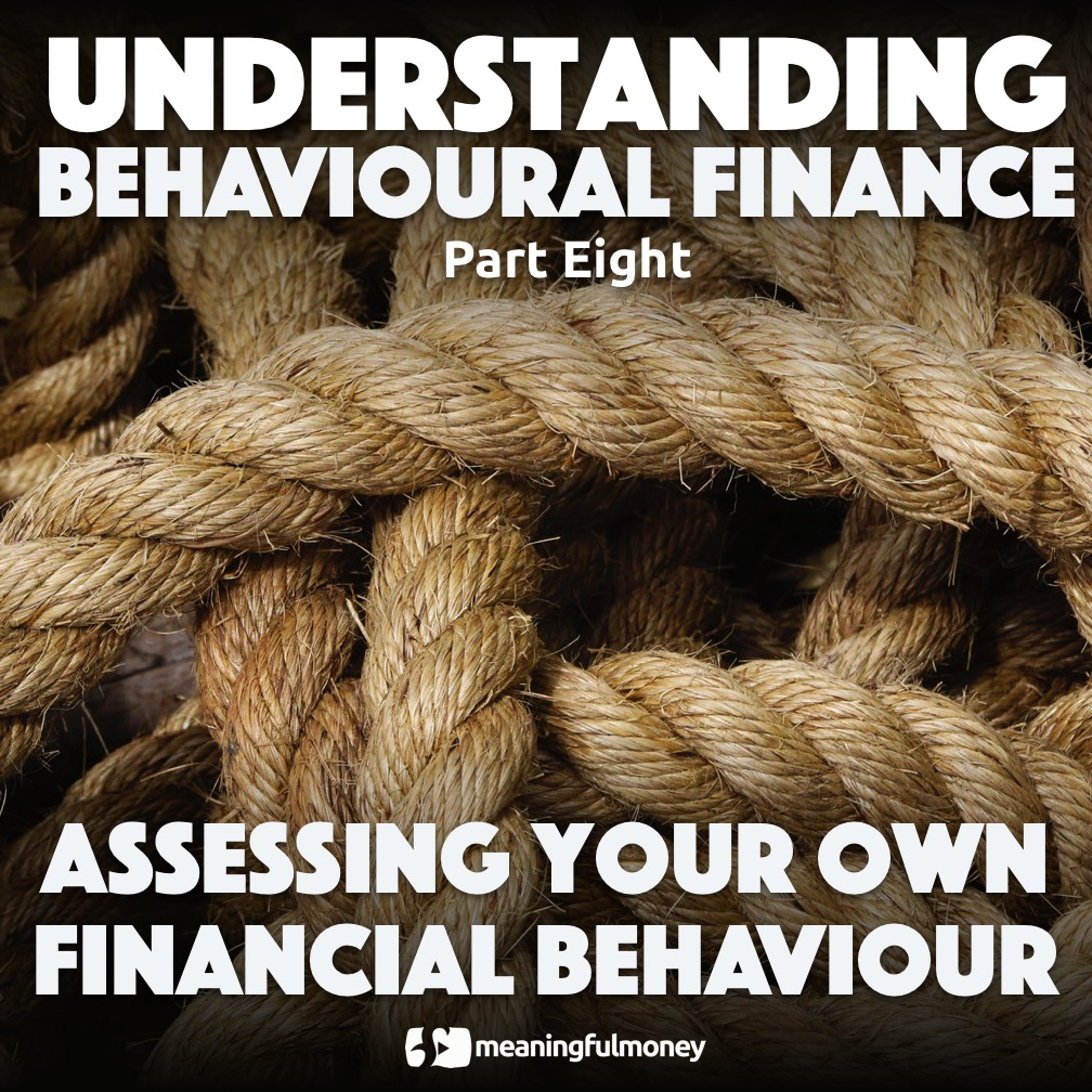 How to Assess Your Own Financial Behaviour