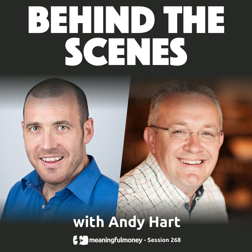 MMP268: Behind The Scenes With Andy Hart