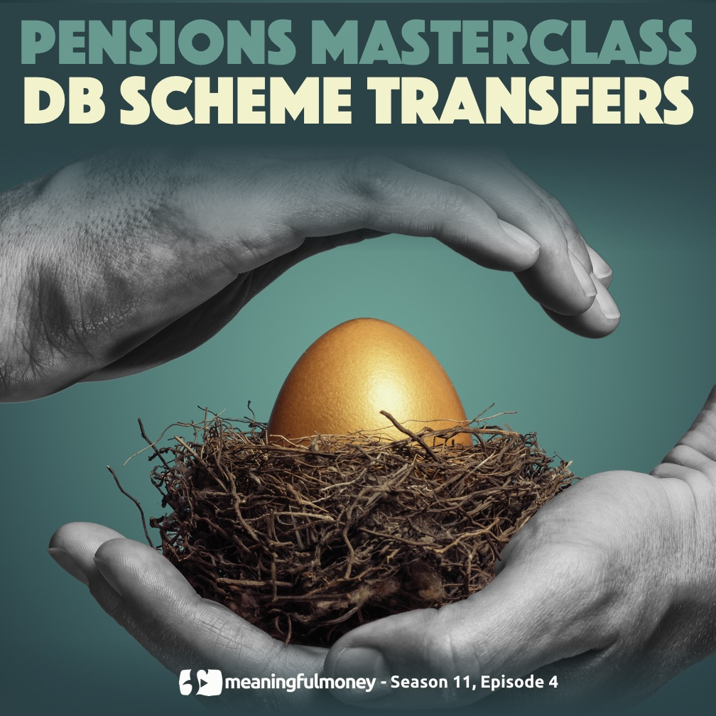 Final Salary Pension Transfers – Pensions Masterclass 4