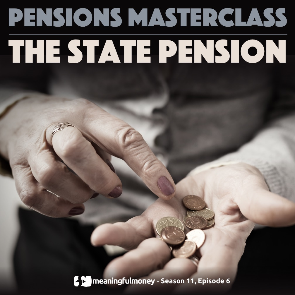 The State Pension – Pensions Masterclass 6