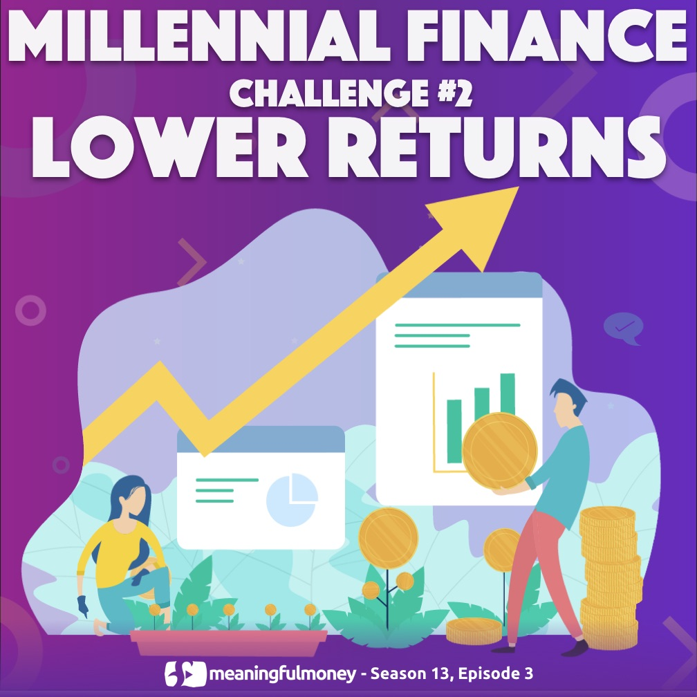 Millennial Challenge #2 - Lower returns|Millennial Challenge #2 - Lower Returns
