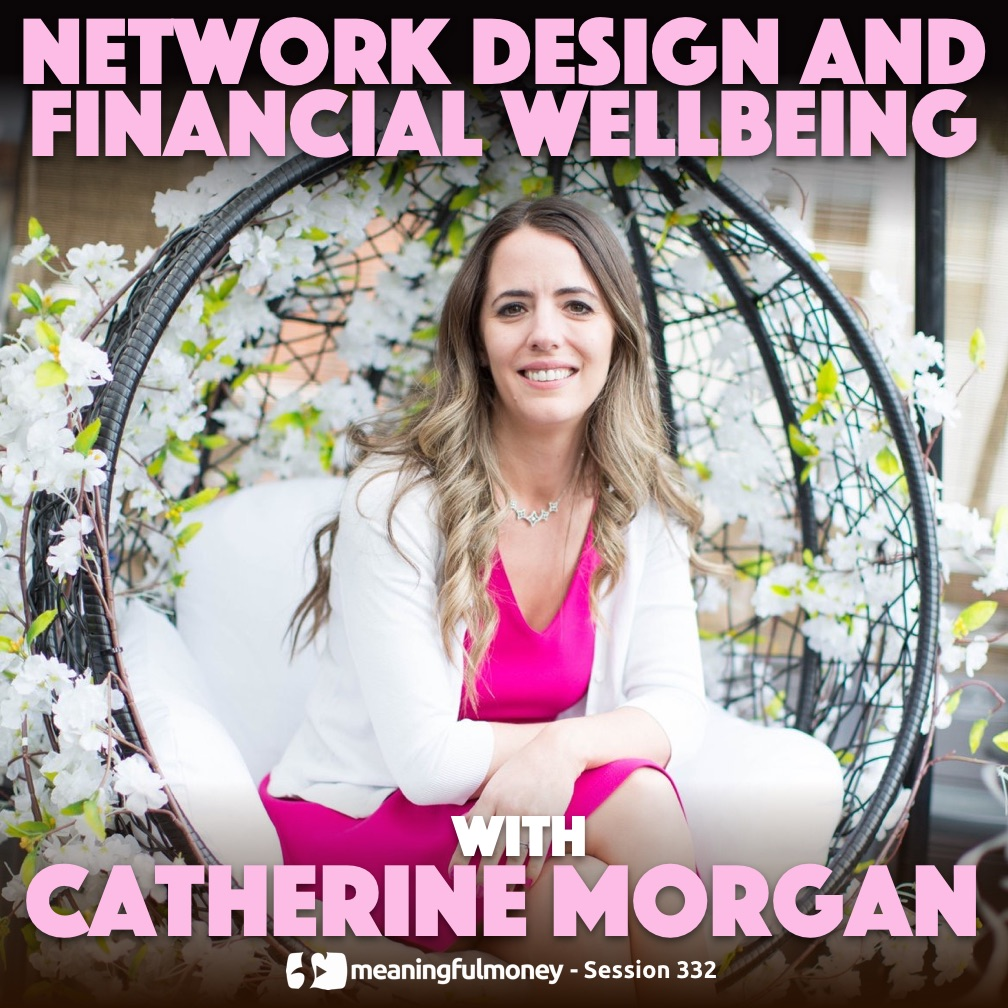 Network Design and Financial Wellbeing