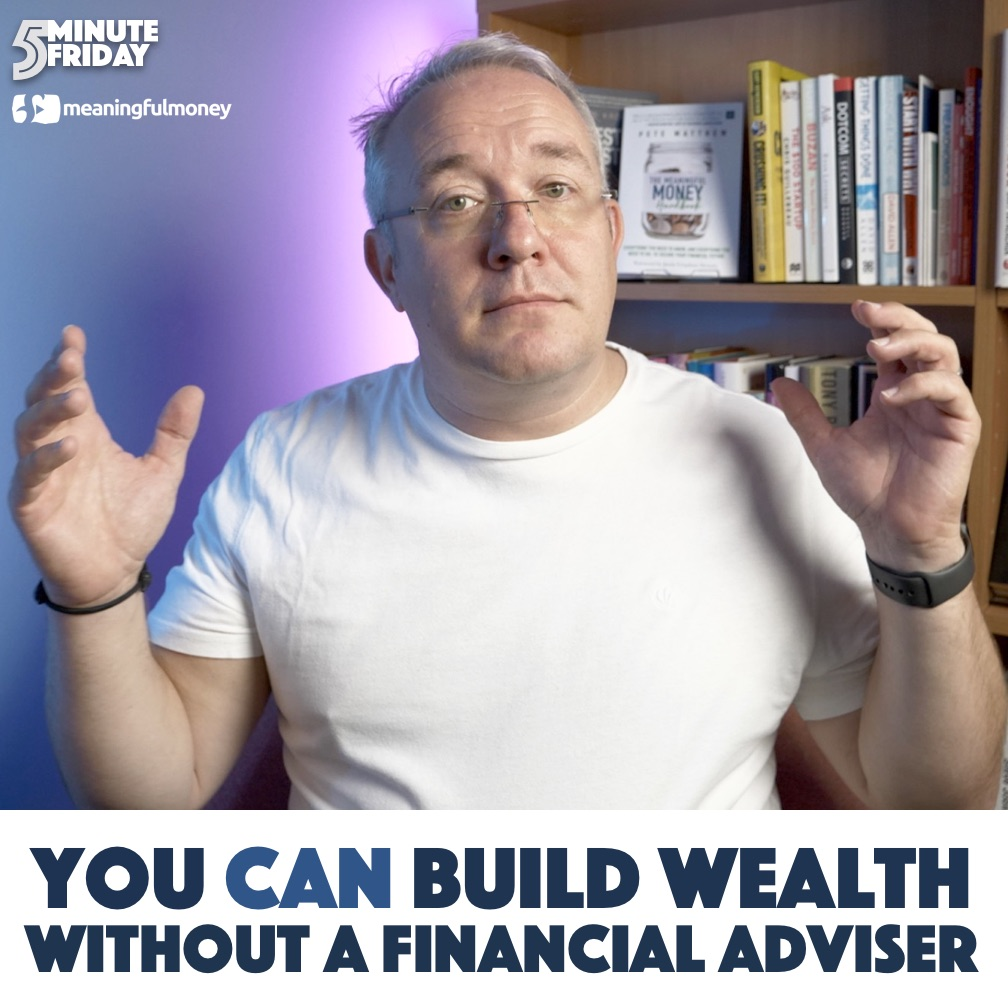 Meaningful Money Podcast – Meaningful Money with Pete Matthew