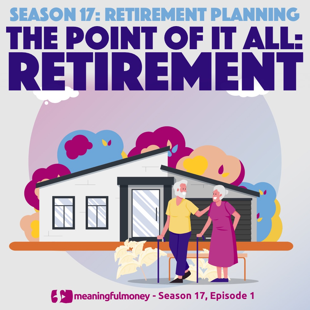 The Point Of It All: RETIREMENT